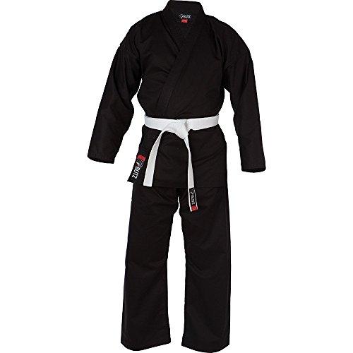 Blitz Sport Kids Polycotton Student Karate Suit 0/130cm Black