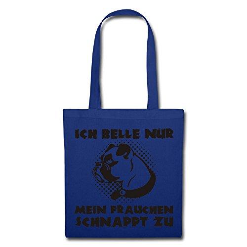IchLiebeHunde.com, Borsa a tracolla donna Nero