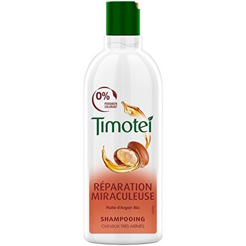 Timotei Shampoo zur Reparatur von Verbrennungen, 300 ml, 2 Stück