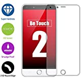 Para Ulefone Be Touch 2 (5,5 pulgadas) Protector de Pantalla ZeWoo® Cristal Vidrio Templado Premium (9H *2.5D, 0,33mm)