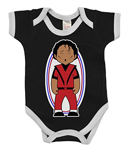 g Babygrow Who`s Bad? Music Boys & Girls Baby Bodysuit ()