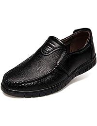 681e5f8471a ESAILQ -Zapatos Nauticos Barco Marrones para Hombres - Mocasines Cómodos  Hombre