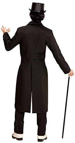 Frack Gentleman-Kostüm für Herren (Kostüme Frack)