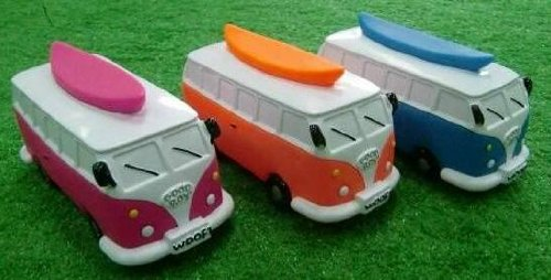 Good-Boy-Squeaky-Dog-Toy-VW-Camper-Van