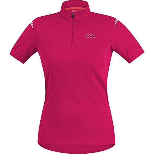 GORE WEAR Damen Trikot Element Jazzy pink/Magenta, 40