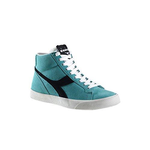 Diadora Unisex-Erwachsene Tennis 270 S H Sneaker CELESTE NERO
