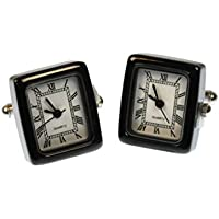 Cufflinks - Quartz Watch