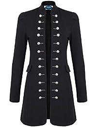 AO Massimo Military Coat Damen Slim Fit Gr. S - XXXL