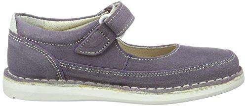 Birkenstock June, Sneakers Basses mixte enfant Violett (Dusty Purple)