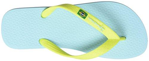 Ipanema Damen Classic Brazil Ii Fem Zehentrenner Mehrfarbig (blue/green-8696)
