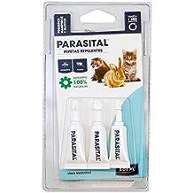 Pipetas Repelente antiparasitos para pequeños mamíferos y gatos 100% Natural, pequeños roedores, conejo enano, conejillo de Indias, hurones, hamsters, ratones, ratas,
