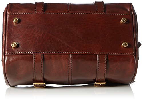The Bridge, Borsa a mano donna taglia unica Marrone (Braun (Brown 14))