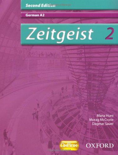 Zeitgeist: 2: A2 Students' Book