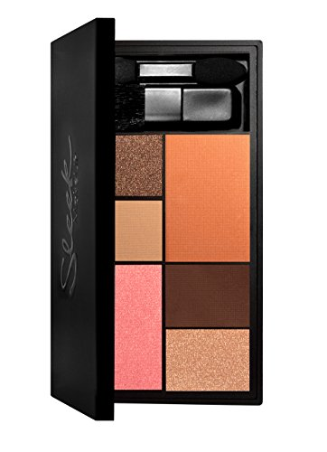 Sleek MakeUP Eye and Cheek Palette Dancing Til Dusk 9g - Face Palette Compact