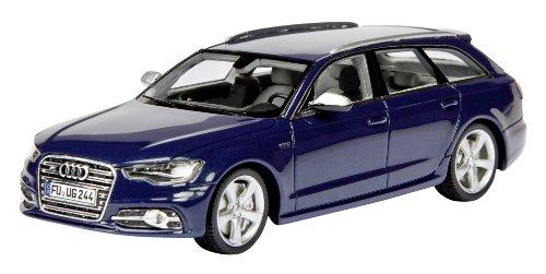 Preisvergleich Produktbild Dickie-Schuco 450884400 - Audi S6 Avant, blau, 1:43