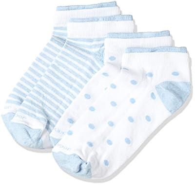 Jockey Women's Cotton Low Ankle Socks