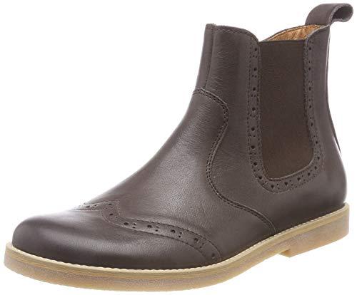 Froddo Unisex-Kinder Kids G3160080-2 Chelsea Boots, Braun (Dark Brown I59), 28 EU