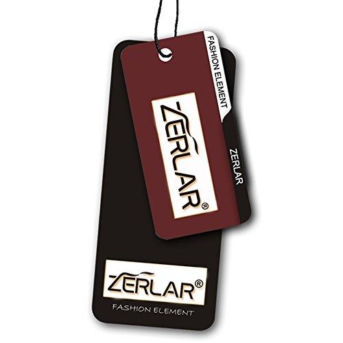 Zerlar, Scarpe da camminata donna Red