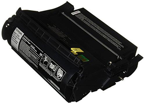 Preisvergleich Produktbild Lexmark 12A5845 T61X Tonerkartusche schwarz 25.000 Seiten Rückgabe