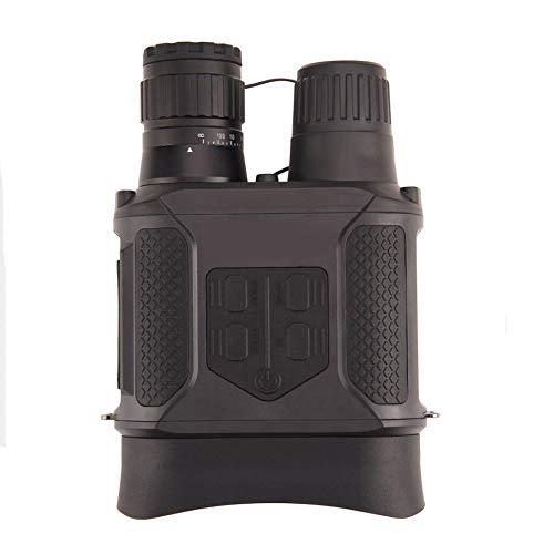 KCaNaMgAl HD-Großbild-Nachtsichtgerät, Kamera-Video, das im Freien kampierende Sicherheitserkundung Nachtsichtabstand 400m auflädt
