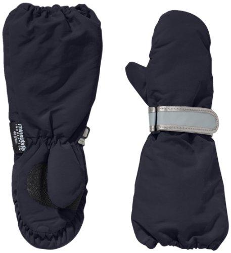 fraenklis Kinder Skifäustlinge Klein Fäustling Skihandschuhe Thinsulate, Marine, 3, (Kleinkinder Handschuhe Schnee Für)