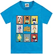 Animal Crossing Camiseta para Niños