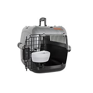 RAC-Pet-Carrier-Top-Loading-Plastic-Portable-Transport-Cage