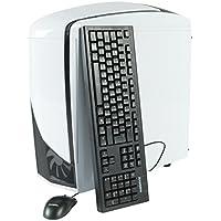 Zoostorm 7270-5097 Gaming and Media Desktop PC (White/Black) - (Intel Core i7-4790 Processor, 16 GB RAM, 2 TB, 120 GB SSD, NVIDIA GeForce GTX 980 Graphics, DVD/RW, Windows 10)