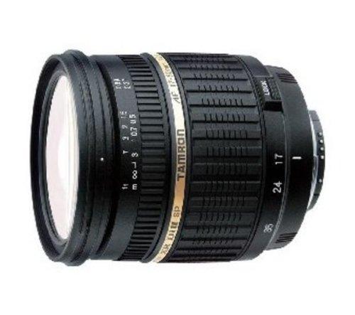 Objektiv SP AF 17-50mm F/2,8 XR Di II LD Asphärisch [IF] + Polfilter circ. 67mm