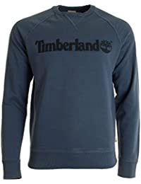 Timberland Exeter River Logo Raglan Crew, Sweat-Shirt Homme