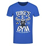 "Blue Small (Mens 36"" - 38"") Duke's Gym Mens T-Shirt"