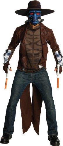 Adult Deluxe Cad Bane Fancy dress costume - Cad Bane Deluxe Kostüm