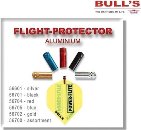 Bull's Dart Flightschoner Aluminium, Farbe: Blau 56705