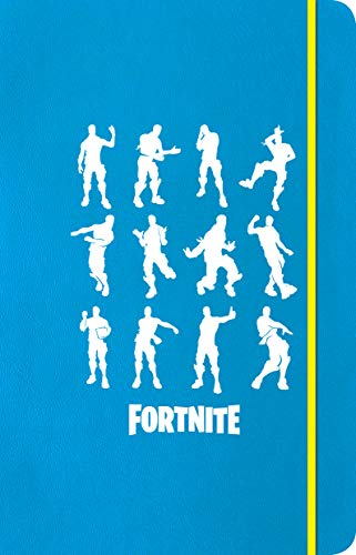 FORTNITE (OFFICIAL): Hardcover Ruled Journal: Fortnite gift for boys; 216 x 142mm; ideal for battle strategy notes and fun with friends (Official Fortnite Stationery) por Epic Games