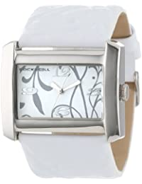 Rockwell Time Mujer VN101 Vanessa White Patent Leather with White Reloj