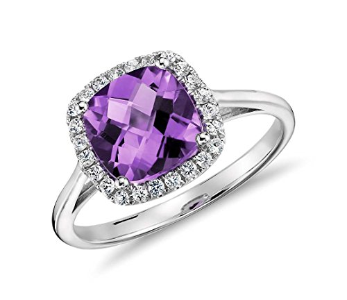DEBEN AND HILL Deben & Hill 92.5 Sterling Silver Platinum Plated Ring Made with Swarovski Zirconia