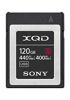 Sony Professional 32GB Xqd memory card g Series (fino a 440MB/s read) W/file di salvataggio software 120 GB (B07HFT541Y) | Amazon price tracker / tracking, Amazon price history charts, Amazon price watches, Amazon price drop alerts