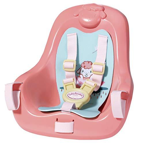 Zapf Creation 703335 Baby Annabell Active Fahrradsitz Puppenzubehör 43 cm