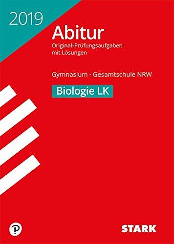 Abiturprüfung NRW 2019 - Biologie LK