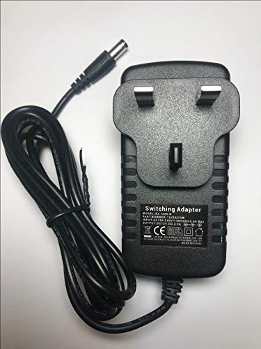 12V mit Linksys wps11Print Server AC Adapter Netzteil-Stecker