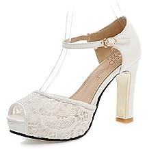 2079077d5f zapatos de fiesta mujer poco tacon y anchos