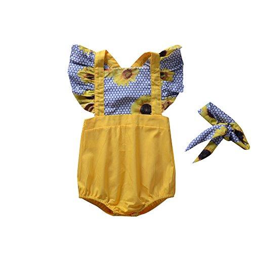 Anywow Unisex Neugeborenes Baby Matrose Spielanzug Säugling Mädchen Jungen Strampler Marine Navy Bodysuit Onesie - Marine Matrosen Kostüm Strampler