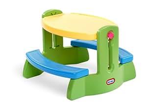Little Tikes - 613890 - Jouet Premier Age - Bureau et Table de Dessin - Ajustable