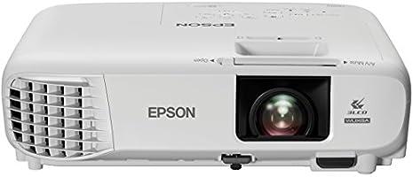 Epson EB ub-u05WUXGA (1920x 1200p de projecteur 3LCD, 16: 10, 3400lumen Blanc et la couleur, contraste 15000: 1, 2x HDMI, 1x MHL, durée de vie de la lampe jusqu'à 10000heures en mode économie d')