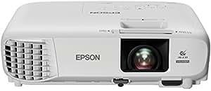 "Epson EB-U05 Desktop projector 3400ANSI lumens 3LCD WUXGA (1920x1200) White data projector - data projectors (3400 ANSI lumens, 3LCD, WUXGA (1920x1200), 15000:1, 16:10, 762 - 7620 mm (30 - 300""))"