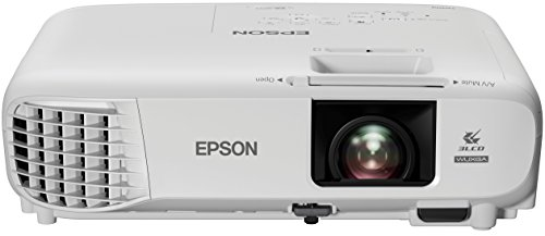 Epson EB-U05 - Proyector Full HD, Color Blanco