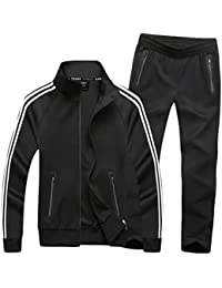 9d48e1bab147 WanYangg Unisex Team Trainingsanzüge Set Herren Damen Jogginganzug In  Großen Größen Trainingsanzug Sport Anzüge Freizeitanzüge Für