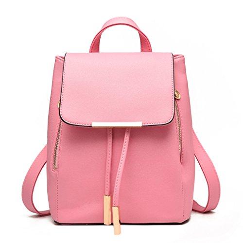 Gorgeous Little Dot, Borsa a zainetto donna Pink
