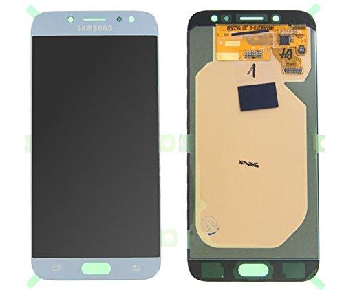 Original Samsung Galaxy J7(2017) j730F pantalla LCD digitalizador de pantalla táctil azul plata GH97–20801b