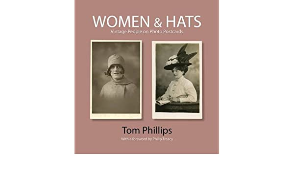 Vintage People on Photo Postcards Women /& Hats